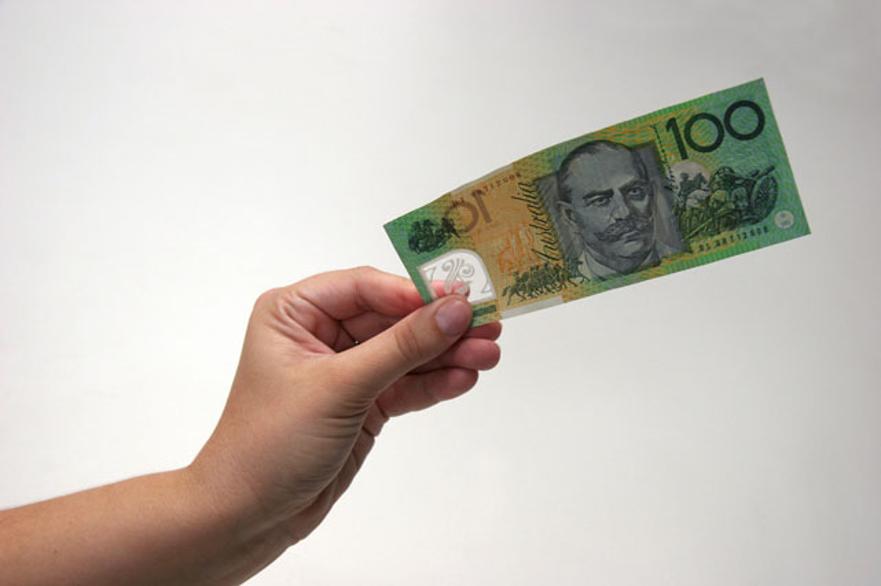 Australian $100 Note