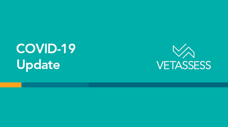 VETASSESS is open for business and accepting skills assessments.